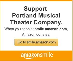 Amazon Smile Donates to Portland Musical Theater Company