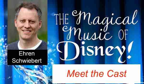 Ehren Schwiebert of Portland Musical Theater Company