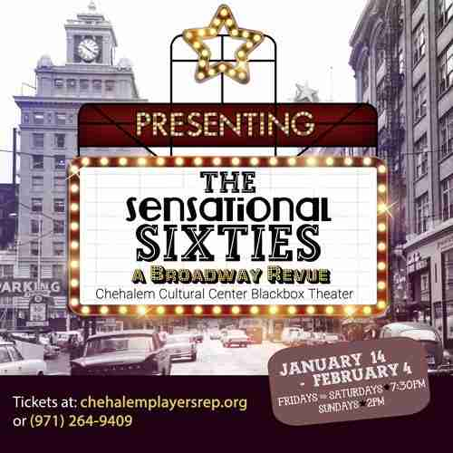 Tickets on Sale for The Sensational Sixties