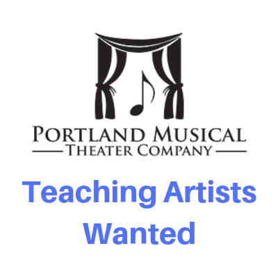 Teaching Artists Wanted for 2018-2019 Workshop Series